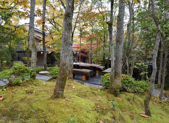 由布院温泉・山のホテル夢想園(庭園)