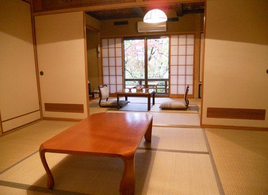 由布院温泉・山のホテル夢想園/客室