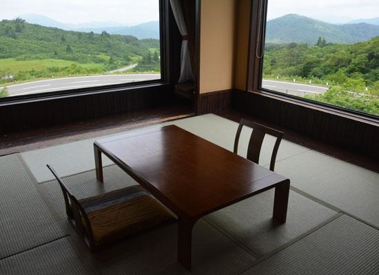 秋田・須川温泉(客室)