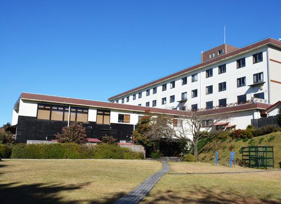 丸尾温泉・旅行人山荘(外観)