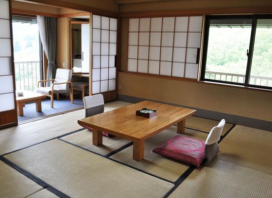 那須湯本温泉・松川屋 那須高原ホテル(客室)