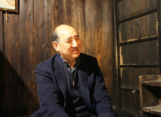 鶴の湯温泉・佐藤和志さん