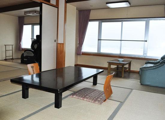 犬吠埼潮の湯温泉・犬吠埼観光ホテル(客室)