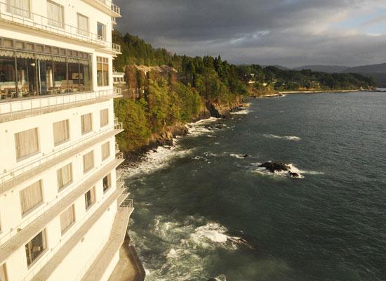 南三陸温泉・南三陸ホテル観洋/客室からの景観
