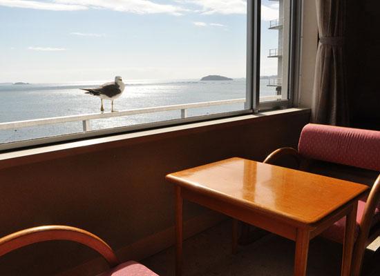 南三陸温泉・南三陸ホテル観洋/客室