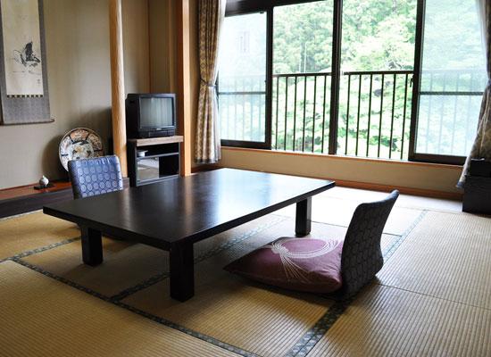 塩の湯温泉・明賀屋本館/客室