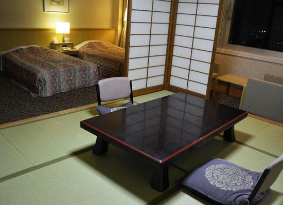 観海寺温泉・杉乃井ホテル/客室
