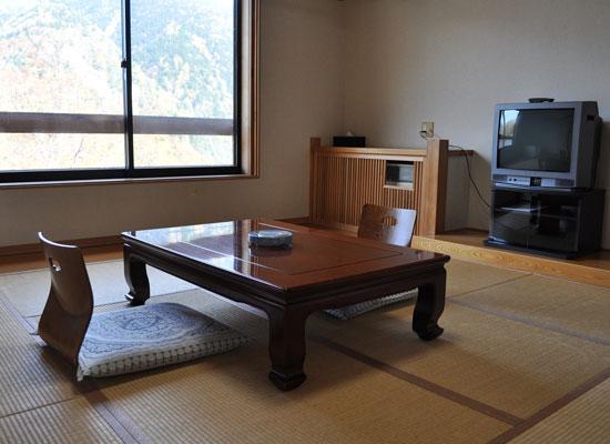 中の湯温泉・中の湯温泉旅館/客室