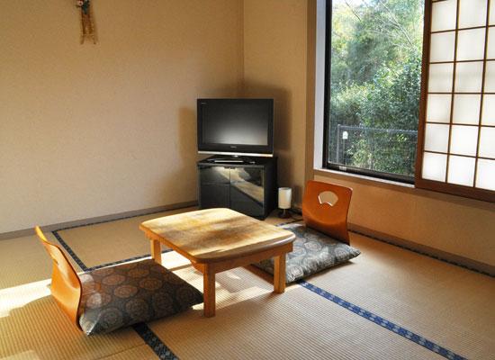 奥湯の郷温泉・奥湯の郷/客室