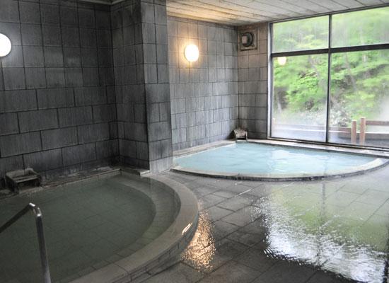 松川温泉・松川荘/内湯