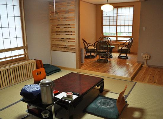 松川温泉・松川荘/客室(和室)