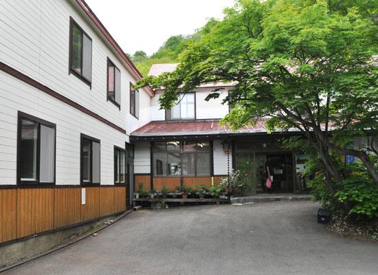 松川温泉・松川荘/外観