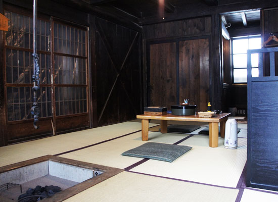 鶴の湯温泉/本陣客室
