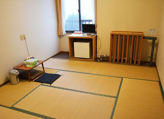 岳の湯温泉・豊礼の湯/客室