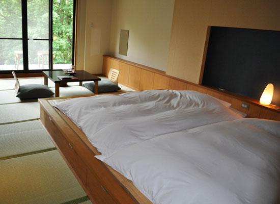 中禅寺温泉・奥日光 ホテル四季彩/客室