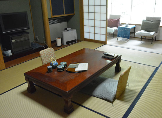 湯屋温泉・泉岳舘/客室