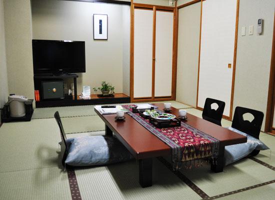 小滝温泉/弐番館の客室