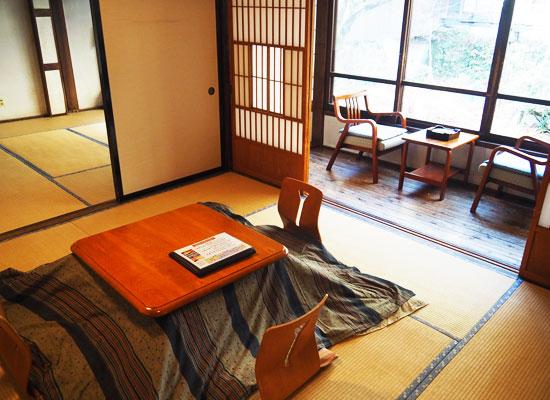法師温泉・長寿館/本館客室