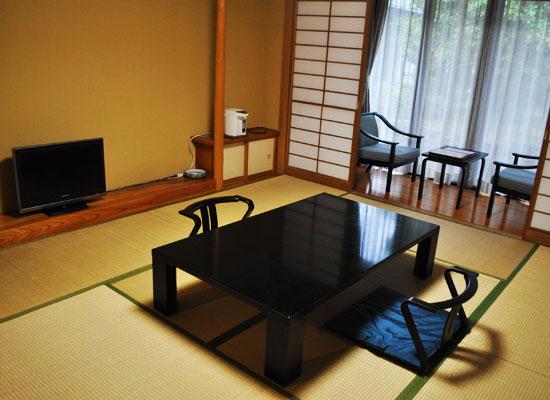 松代温泉・国民宿舎松代荘/客室
