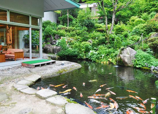 村杉温泉・風雅の宿 長生館/庭園