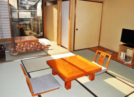 桜田温泉・山芳園/客室