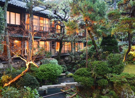 城崎温泉・三木屋/庭園