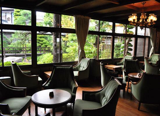 別所温泉・旅館花屋/ロビー