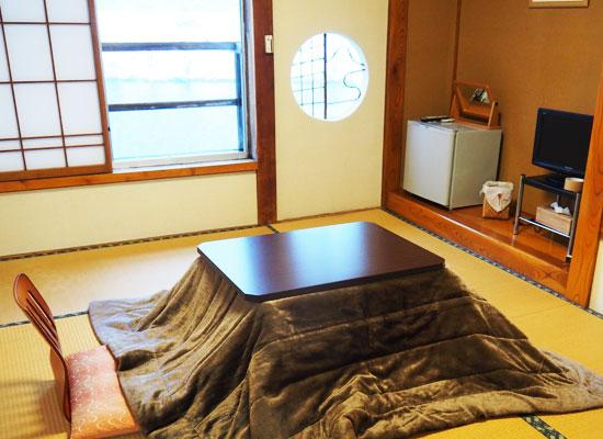 湯倉温泉・鶴亀荘/客室