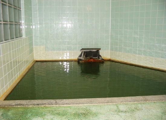 肘折温泉・木村屋旅館/中浴場