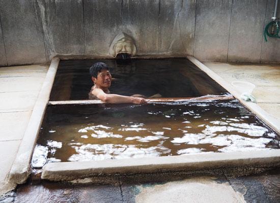 人吉温泉「鶴亀共同浴場」