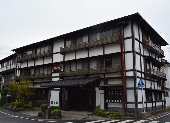 岩井温泉・岩井屋/外観