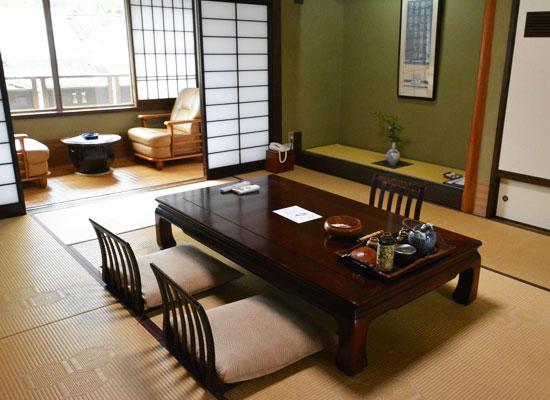 岩井温泉・岩井屋/客室