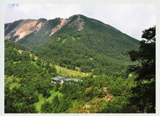 高峰温泉・ランプの宿 高峰温泉/外観