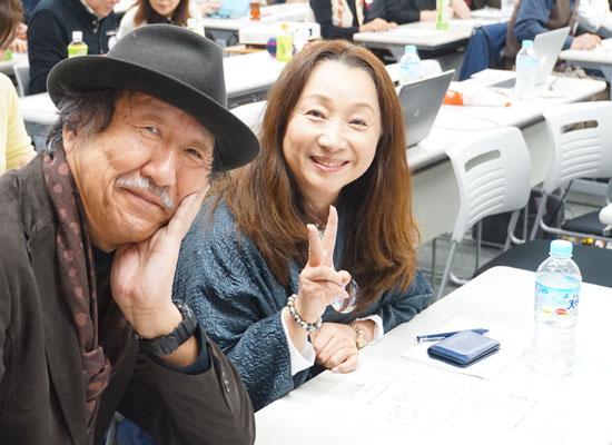 第4回温コレカフェ/石井宏子さんと飯出敏夫
