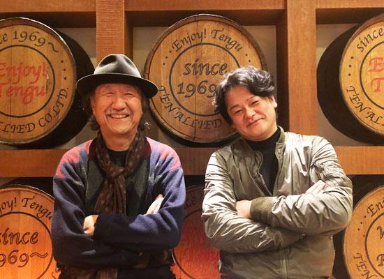 第5回温コレカフェ/大黒敬太さんと飯出敏夫