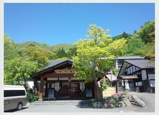 湯西川温泉・平の高房/外観