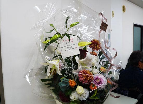 第6回温コレカフェ/お花