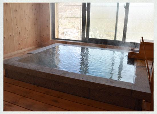 那須湯本温泉 松川屋 那須高原ホテル/貸切風呂「一の湯」
