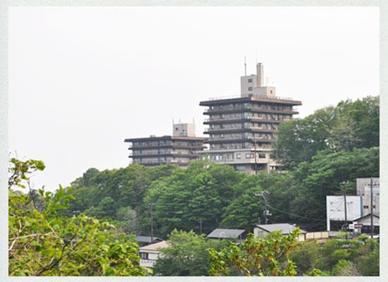 那須湯本温泉 松川屋 那須高原ホテル/外観