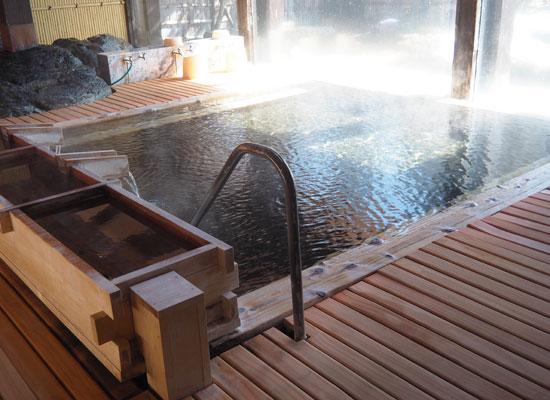 猿ヶ京温泉・猿ヶ京ホテル/大浴場