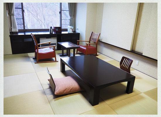 奥塩原新湯温泉 奥塩原高原ホテル/客室(和室)