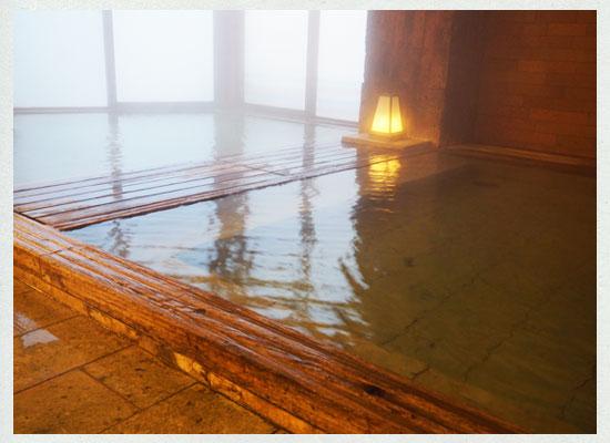 大丸温泉・大丸温泉旅館/笹の湯