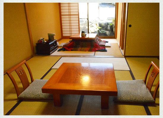 桜田温泉 山芳園/客室