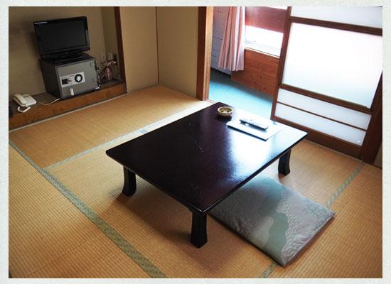 下部温泉 古湯坊 源泉舘/別館神泉の客室