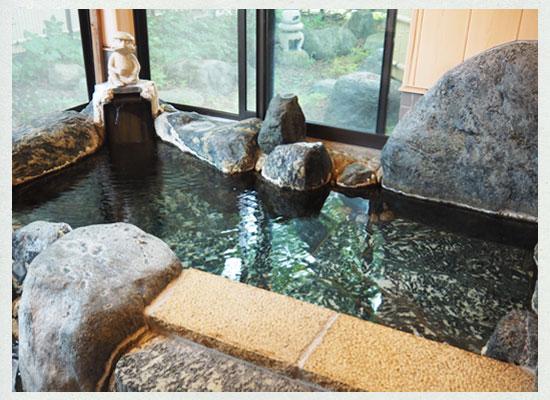 豆富懐石 猿ヶ京ホテル/貸切風呂