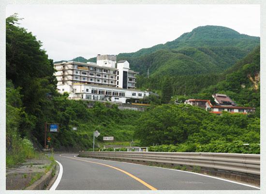 豆富懐石 猿ヶ京ホテル/外観