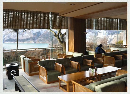 豆富懐石 猿ヶ京ホテル/ロビー