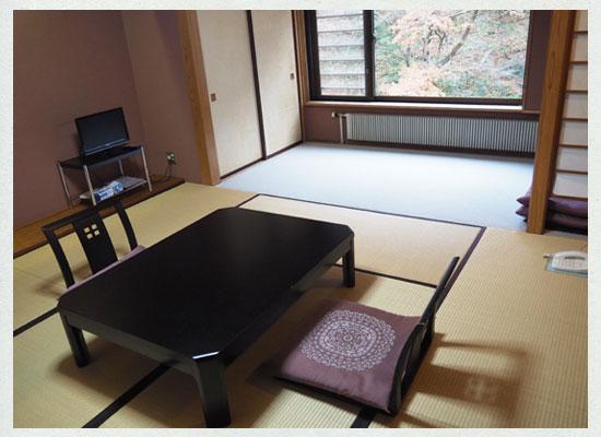 川古温泉・浜屋旅館/客室