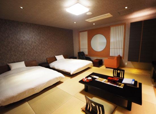 祖谷温泉・祖谷温泉ホテル/客室