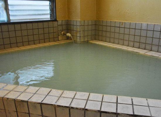 奥日光湯元温泉・紫雲荘/内湯「一の湯」